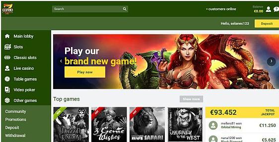 7 reels casino banking for Mac
