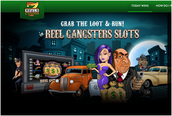 7 reels casino for Mac how to get started