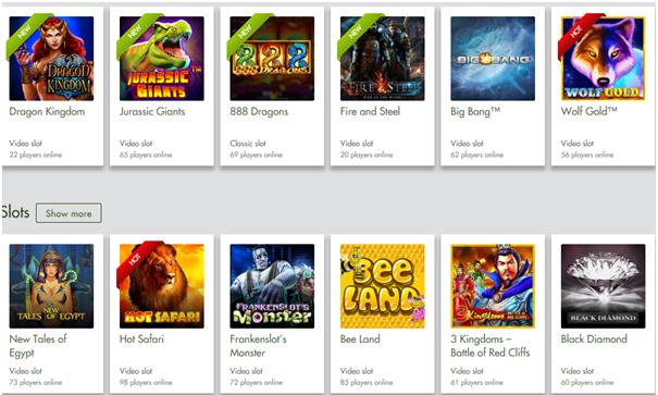 7 reels casino games for Mac