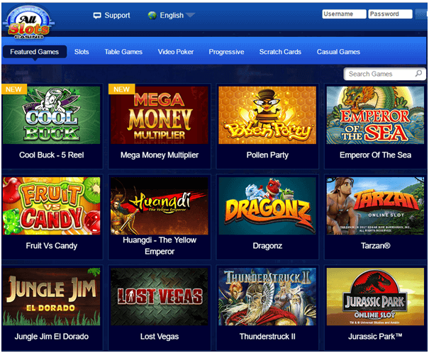 online casino games mac