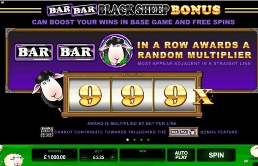 Bar Bar Blacksheep Bonus Features