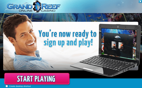 Instant Play Grand Reef Casino