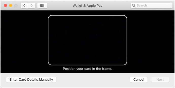 Wallet and Apple Pay in Mac casinos