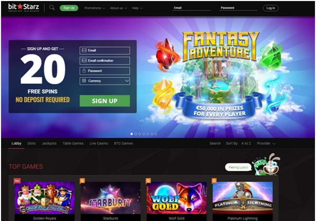 BitStarz Casino for Mac