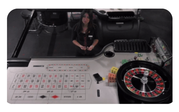 English VIP Roulette at Winward Casino