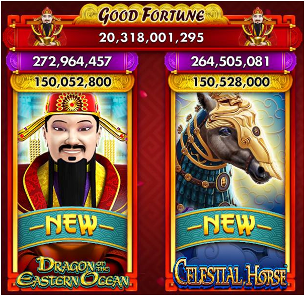 Fa Fa Fa Gold Casino games- play on FB