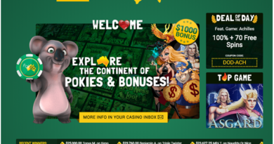 Online Casinos in Australia and Paypal
