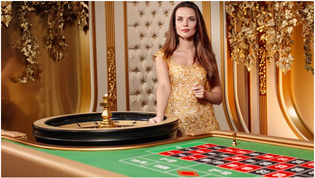 How to play English VIP Roulette at Winward Casino