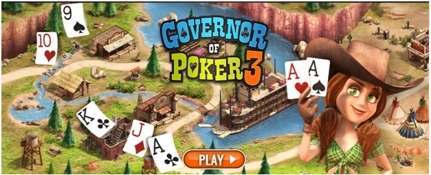 How to play Governor of Poker 3 - Multiplayer poker game