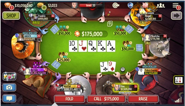 How to play Governor of Poker 3 - Tournament play
