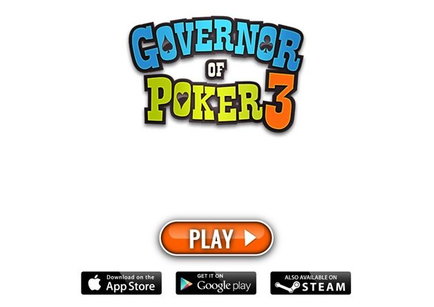 How to play Governor of Poker 3 on Mac device