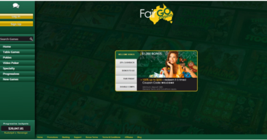 How to play Keno at fair go online casino