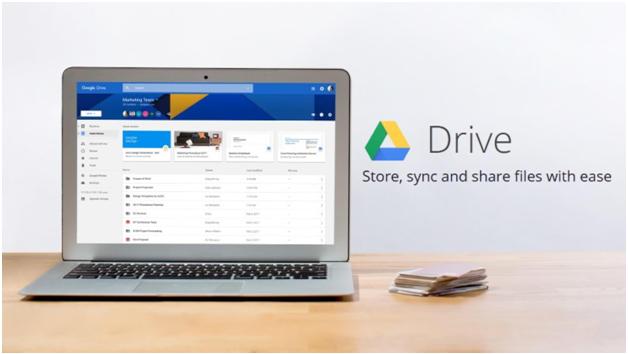 How to use Google Drive on Mac?