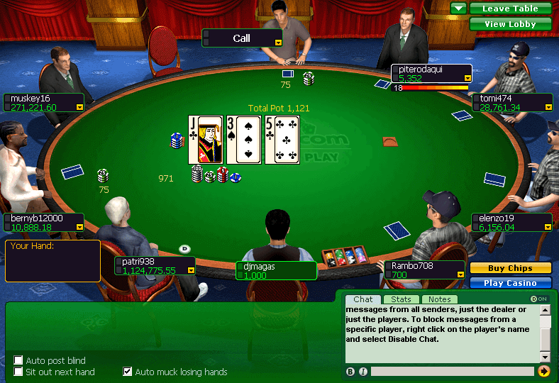 What are the 5 best Mac Poker sites