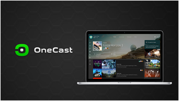 OneCast for Xbox One