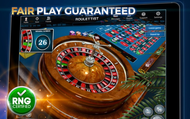 The best 5 casinos for a Mac device