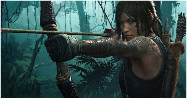 Tomb Raider also running via Rosetta