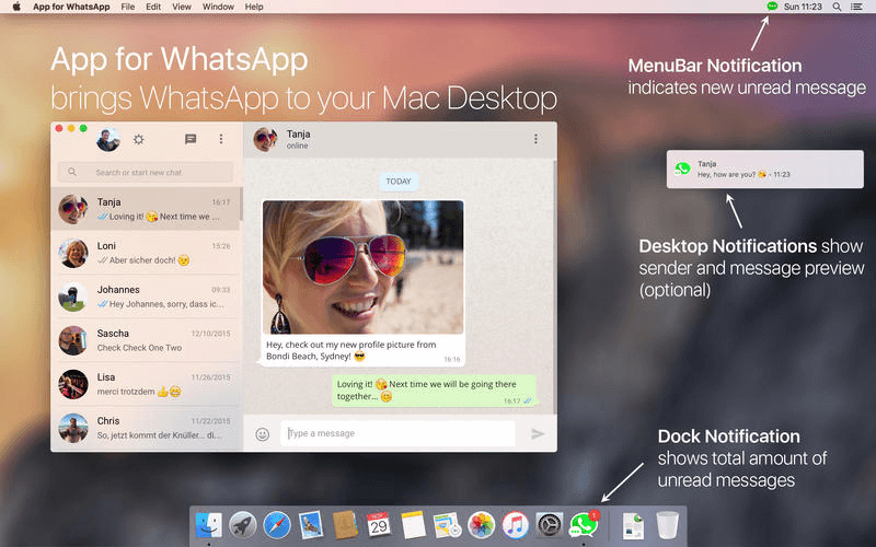 How to get WhatsApp on Mac?- Do it with simple to do steps