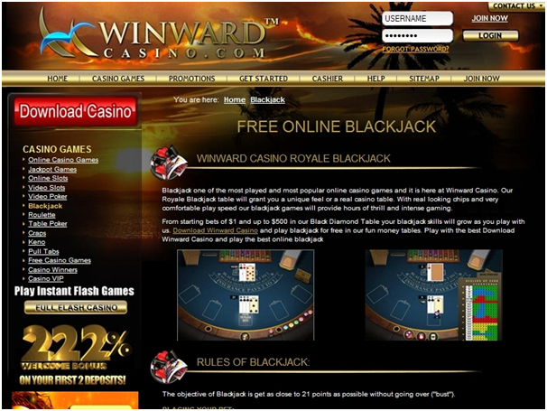 Winward casino for Mac