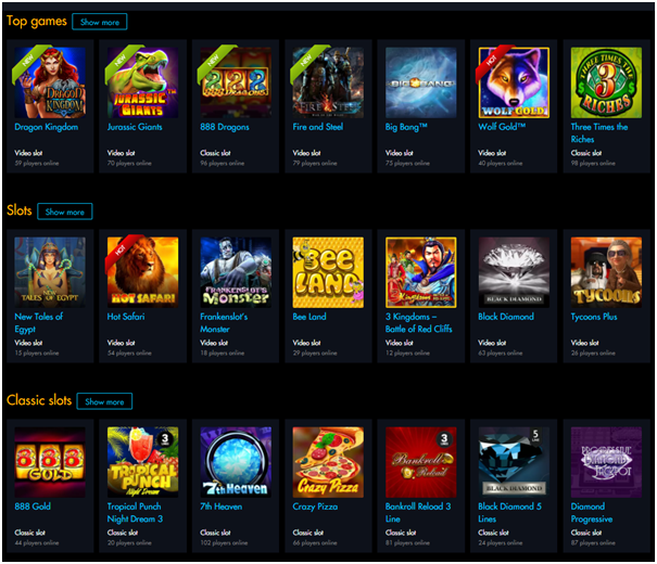Winward casino games for Mac