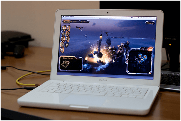 Games on Mac