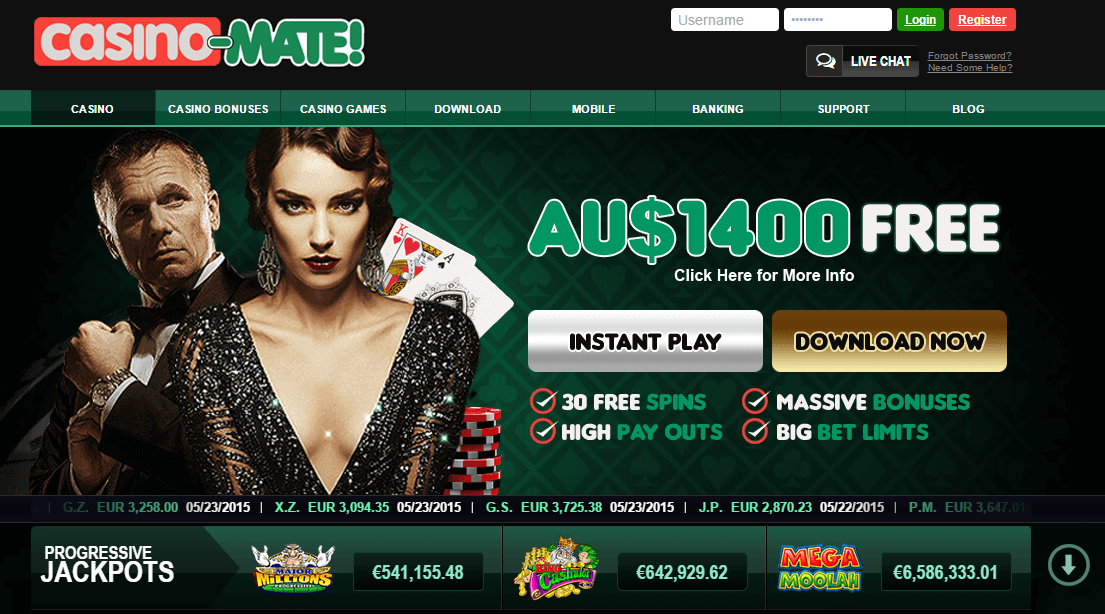 Casino Mate For Mac
