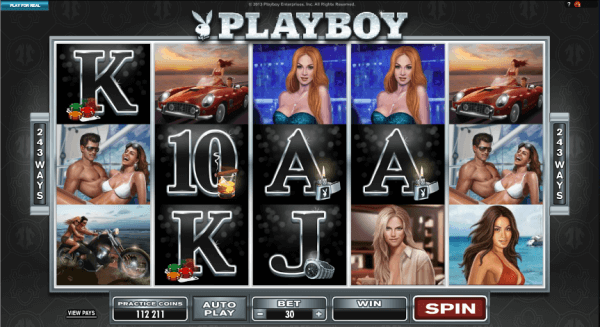 Playboy Pokie Machine