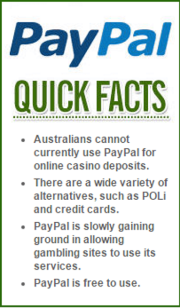 quick facts about PayPal